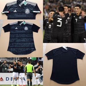 5cb73b3248d adidas Shirts - 🚨 2019 MEXICO Gold Cup Soccer Jersey Black Futbol